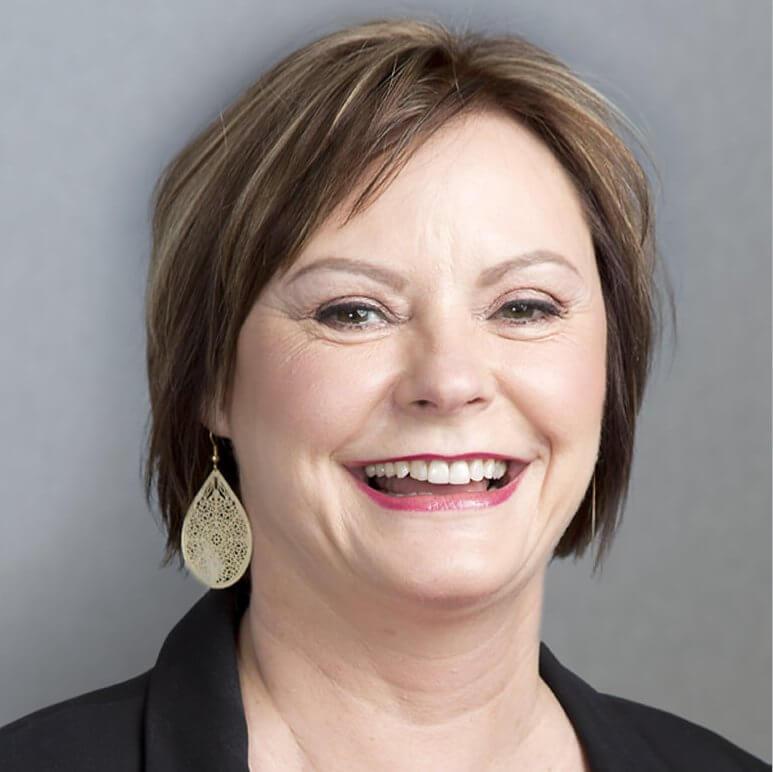 Photo de Brenda Peever, Directrice de comptes, Saskatchewan et Manitoba.