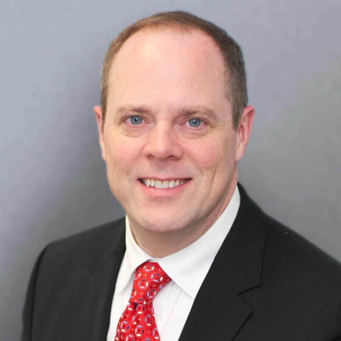 Photo de Geoff Scott, Vice-président, Opérations.