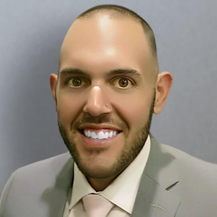 Photo of Casey Siena, Account Executive, South Central Ontario.