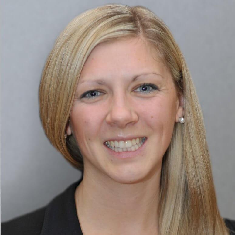 Photo de Chelsea Hammell, Directrice de comptes, sud-ouest de l'Ontario.