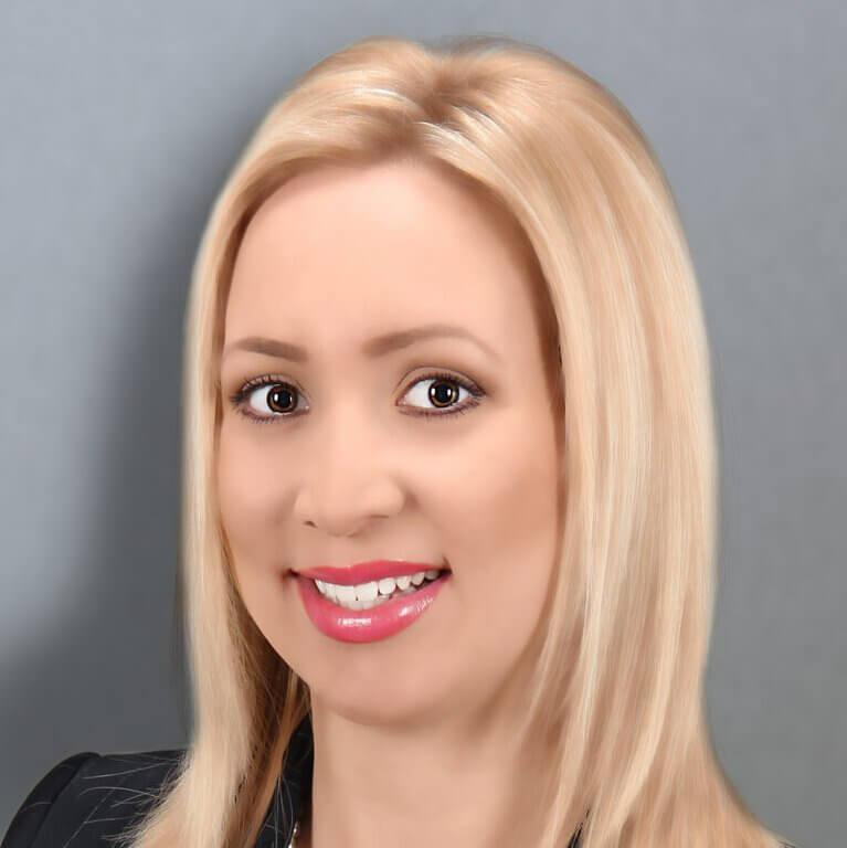 Photo of Liz Sanchez, Director of National Accounts.