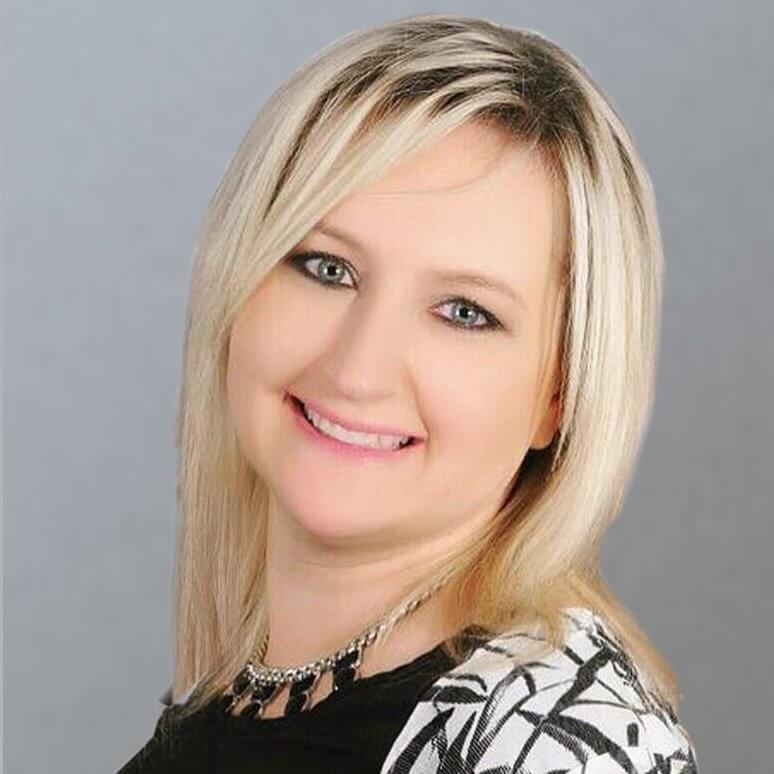 Photo de Melissa Safadie, Directrice de comptes, Région de l'Ouest du Grand Toronto.